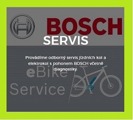 Servie Bosch diagnostika