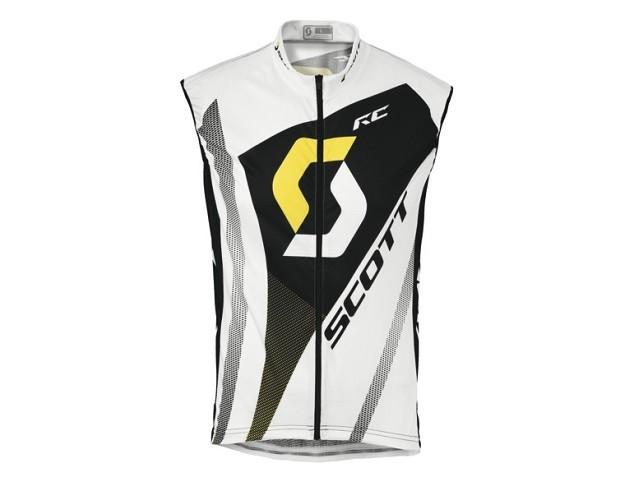 52bd5aee1 SCOTT Cyklistický dres RC Pro w/o (bez rukávu)